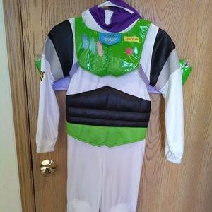 Buzz Lightyear costume 8-10